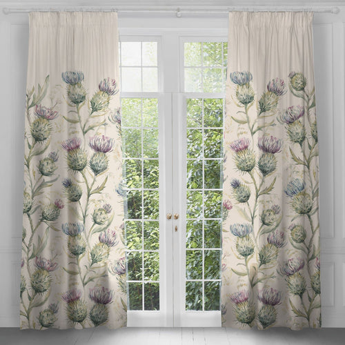 Thistle Glen Extra Long Curtains (4436454539322)
