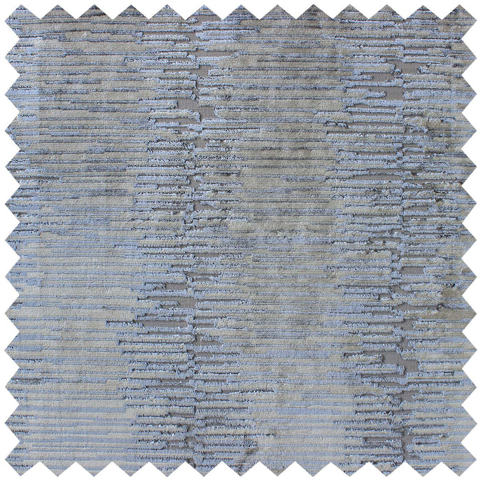 Versus Smoke Jacquard Velvet - Fabric by the Metre