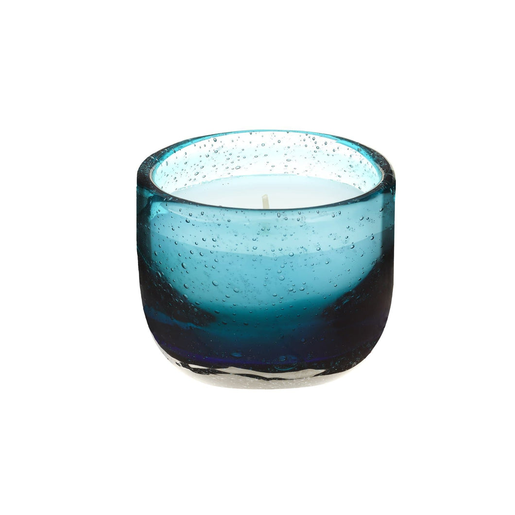 Chandre Candle in Cobalt (4434196037690)