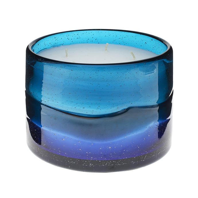 Large Chandre 5 Wick Candle in Cobalt (4434195873850)