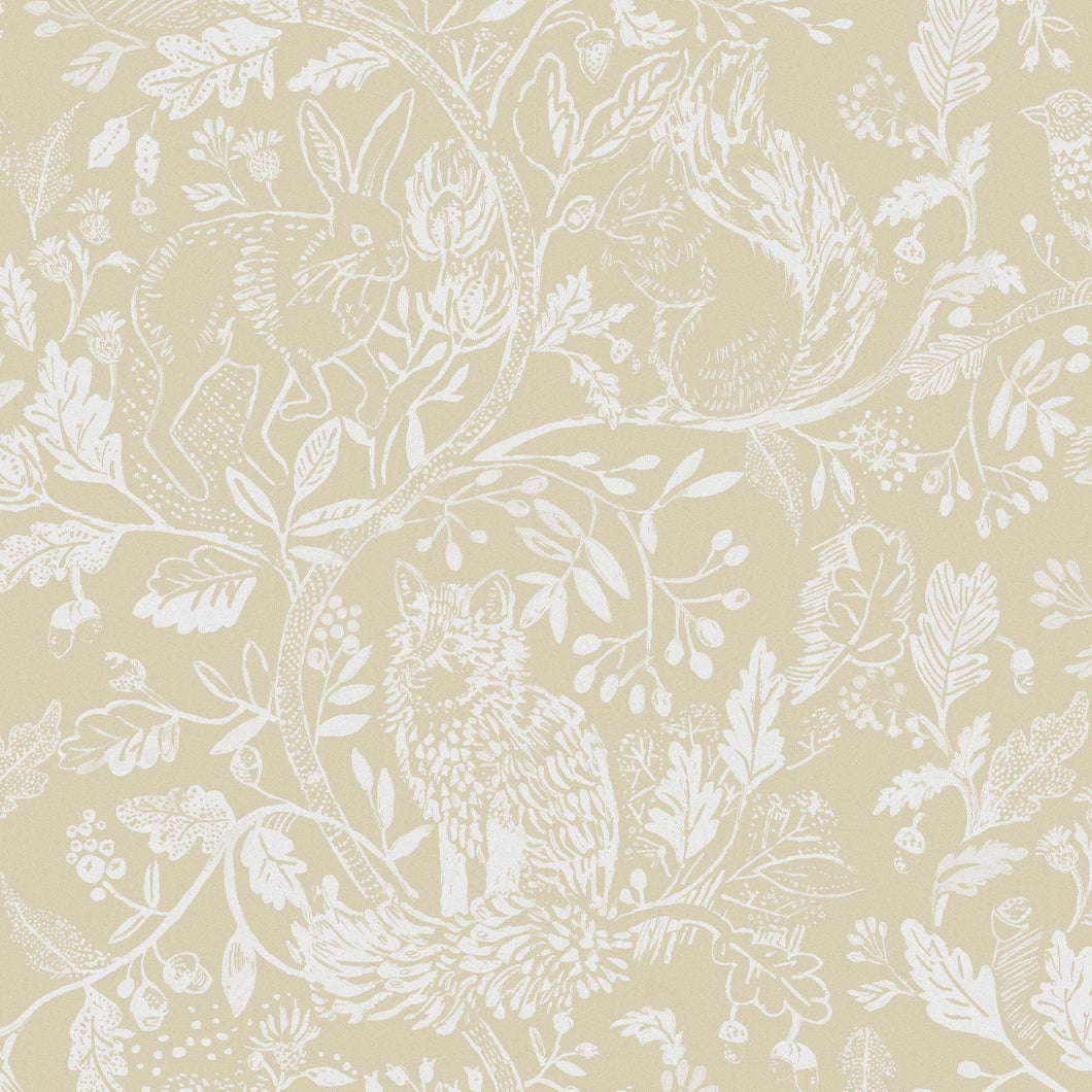 Voyage Cademuir - Corn Wallpaper (4435139362874)