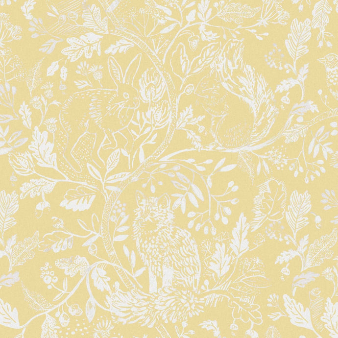 Voyage Cademuir - Lemon Wallpaper (4435139395642)