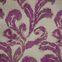 Load image into Gallery viewer, Emmington Grape Jacquard - Fabric Remnants
