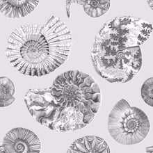 Load image into Gallery viewer, Voyage Fossilium - Frost Wallpaper (4435122880570)
