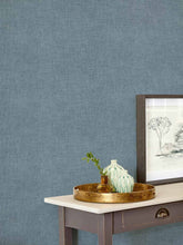 Load image into Gallery viewer, Helmsley - Denim Wallpaper (4435147915322)