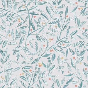 Voyage Holocombe - Pomegranate Wallpaper (4435093127226)