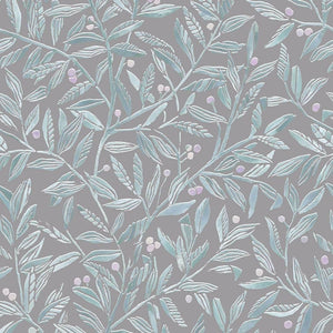 Voyage Holocombe - Teal Wallpaper (4435093291066)