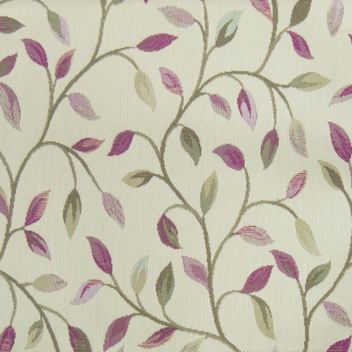Cervino Mulberry Jacquard - Fabric Remnants