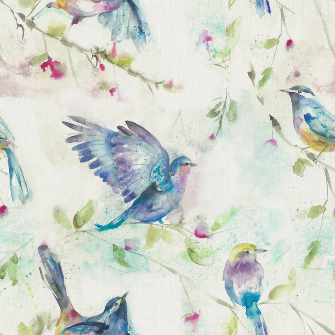Spring Flight - Oil Cloth (4477941907514)