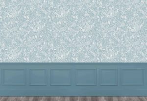 Cademuir - Aqua Wallpaper (4435139166266)