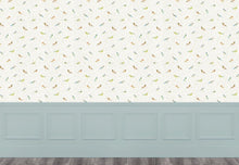 Load image into Gallery viewer, Garden Birds Small - Cream Wallpaper (4436285358138)