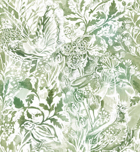 Voyage Rothesay - Meadow Wallpaper (4435101384762)