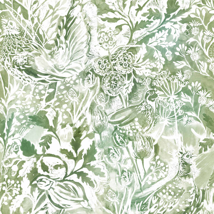 Voyage Rothesay - Meadow Wallpaper