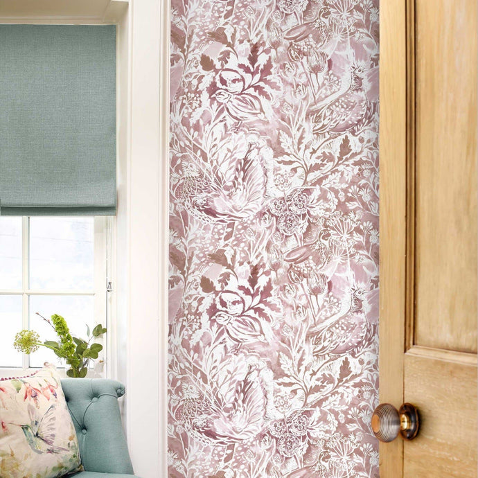 Rothesay - Coral Wallpaper