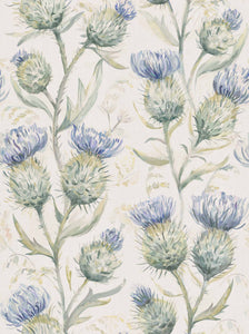 Voyage Thistle Glen - Winter Wallpaper (4436285194298)