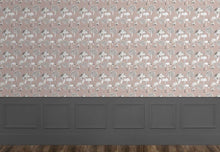 Load image into Gallery viewer, Toadstools - Taupe Wallpaper (4440222105658)
