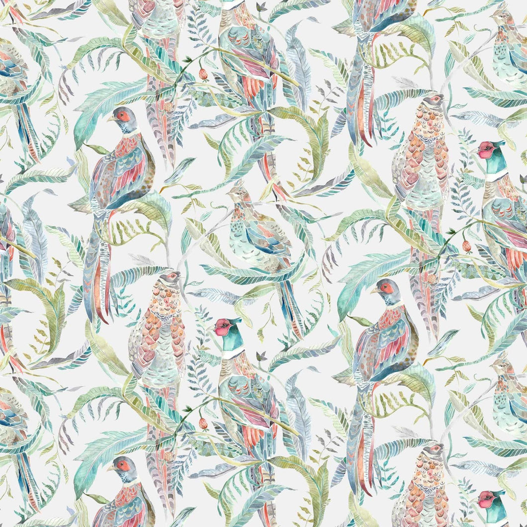 Voyage Torrington - Pomegranate Wallpaper (4435094732858)