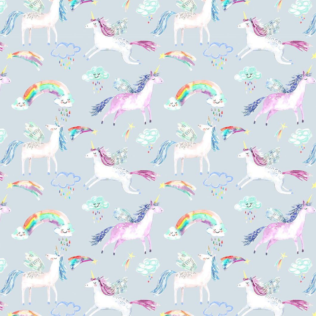 Voyage Unicorn Dance Stone Wallpaper (4435145556026)
