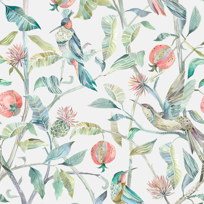 Voyage Colyford - Pomegranate Wallpaper (4435095355450)