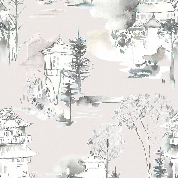 Voyage Kyoto - Cloud Wallpaper (4436438745146)
