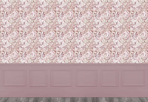 Rothesay - Coral Wallpaper (4435101614138)