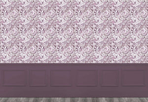 Rothesay - Damson Wallpaper (4435101679674)