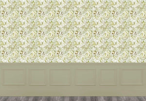 Rothesay - Mustard Wallpaper (4435101450298)