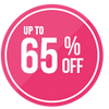 Get up to 65% off selected lines now!