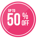 Get up to 50% off selected lines now!