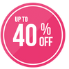 Grab 40% off selected lines now!