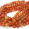 1strand $9.79! Mix Carnelian 128 Faceted Round 12 mm 1strand (aprx.15 inch / 36 cm)