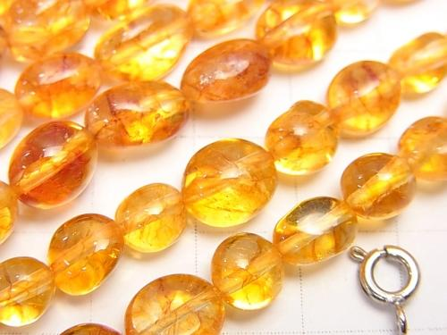 1strand $5.79! Yellow Color Cracked Crystal Nugget 1strand (aprx.15inch / 38cm)