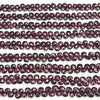 [Video] High Quality Garnet AAA- Chestnut  Faceted Briolette  half or 1strand (aprx.7inch/18cm)