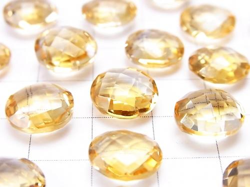 High Quality Citrine AAA Undrilled Coin Cushion Cut 11x11mm 3pcs $9.79!