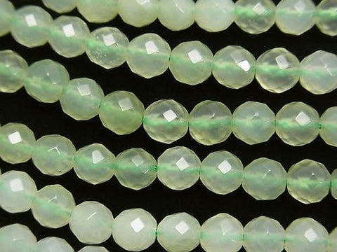 1strand $8.79! New Jade 64 Faceted Round 6 mm 1strand (aprx.15 inch / 38 cm)