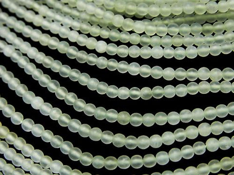 1strand $3.79! Frost New Jade AAA Round 2-2.5mm 1strand (aprx.15inch / 38cm)