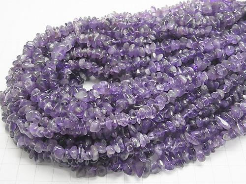 1strand $4.79! Amethyst AA+ Chips (Small Nugget ) 1strand (aprx.15inch/38cm)