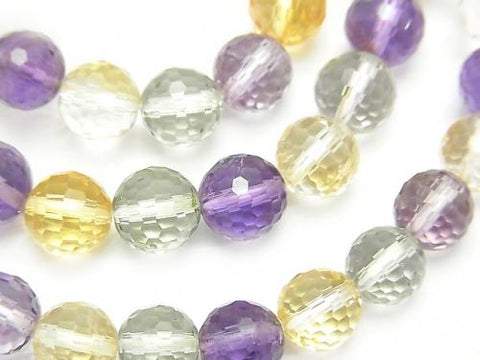 1strand $49.99! High Quality Mixed Stone AAA 128Faceted Round 8mm 1strand (Bracelet)