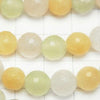 1strand $9.79! Mixed Stone  128Faceted Round 8mm 1strand (aprx.15inch/38cm)