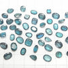 [Video] Assorted Set! High Quality Deep Blue Kyanite AAA- Undrilled Faceted 5pcs $19.99!