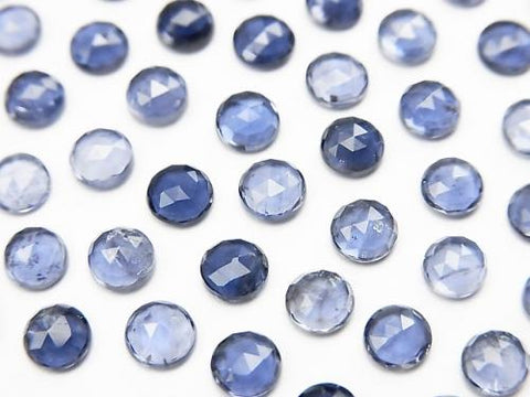High Quality Iolite AAA Rose Cut  Round 4x4mm 10pcs $6.79!