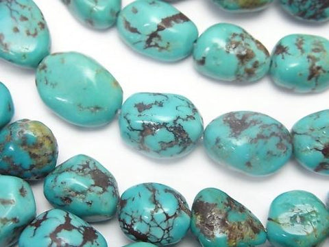 Turquoise AAA- Nugget  half or 1strand (aprx.15inch/37cm)