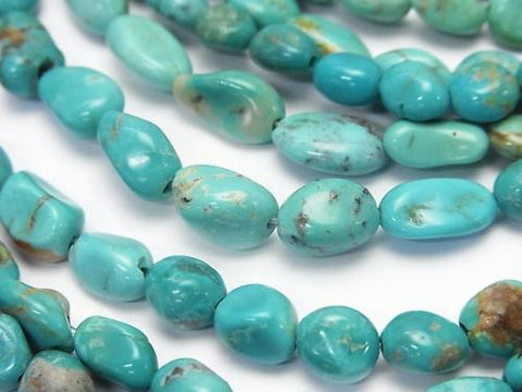 1strand $11.79! Turquoise AA++ Nugget  1strand (aprx.15inch/38cm)