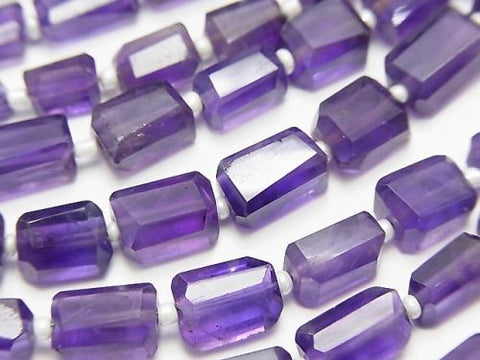 1strand $15.99! High Quality Amethyst AAA Faceted Nugget  1strand (aprx.12inch/30cm)
