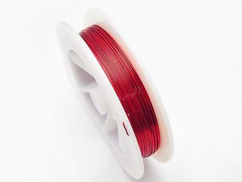 Artistic Wire Red  1rool $9.79