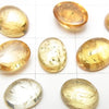 High Quality Imperial Topaz AAA- Oval Cabochon 9-9.5x6-7.5mm 3pcs $27.99!