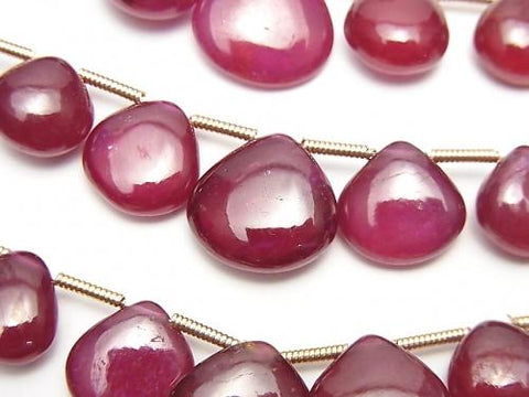 1strand $177.99! High Quality Ruby AAA Chestnut (Smooth)  1strand (20pcs )
