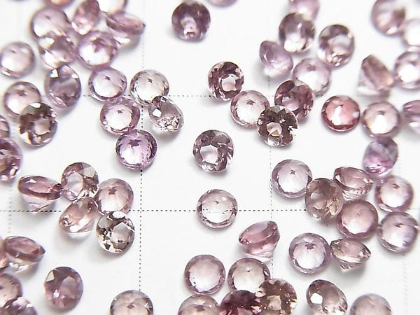[Video] High Quality Color Change Garnet AAA Undrilled Round Faceted 3x3mm 5pcs