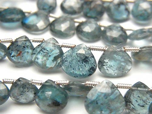 Kyanite  Briolet 3x6to 5x7mm  .AAA Gem Quality 8 inch 100/% Natural #754