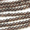 1strand $5.79! Smoky Crystal Quartz AAA Round 4mm 1strand (aprx.15inch/38cm) - wholesale gemstone beads, gemstones - kenkengems.com